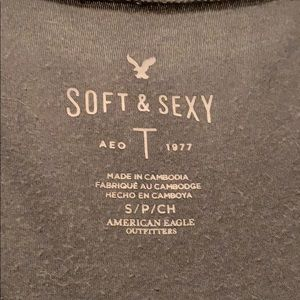 American Eagle Outfitters Tops - American Eagle Soft and Sexy V-Neck